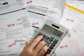 business debt image