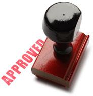 das approval